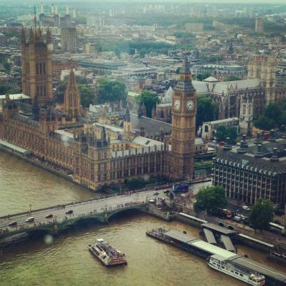 london holds my heart
