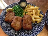 traditional fish n chips