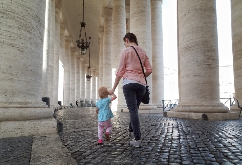 Italy was so kid-friendly that even traveling with a toddler was a delight